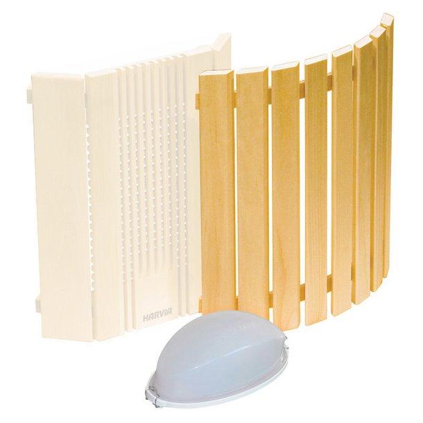 Harvia lampeskærm til sauna