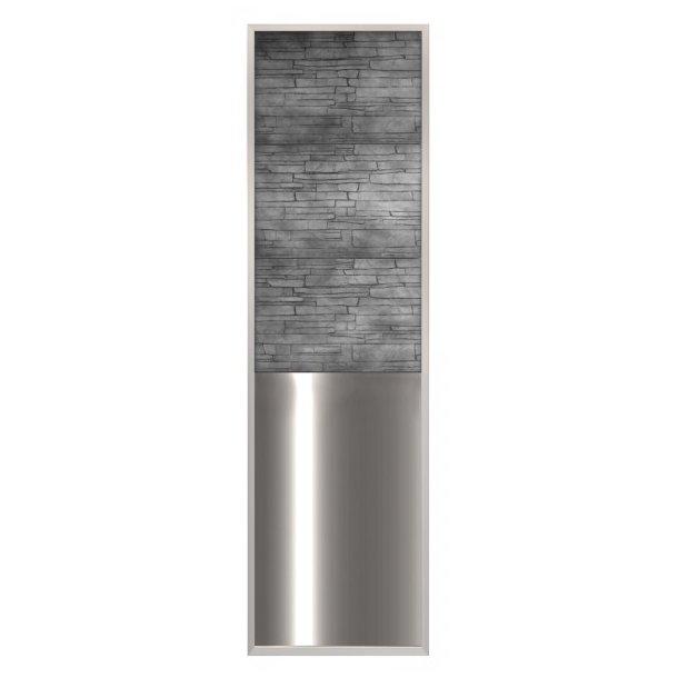Harvia stenvæg til sauna 534x1870 mm
