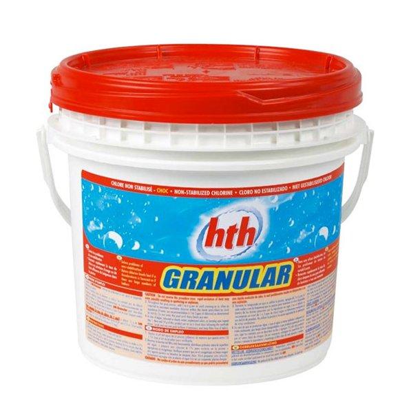HTH Klor Granulat 10 kg