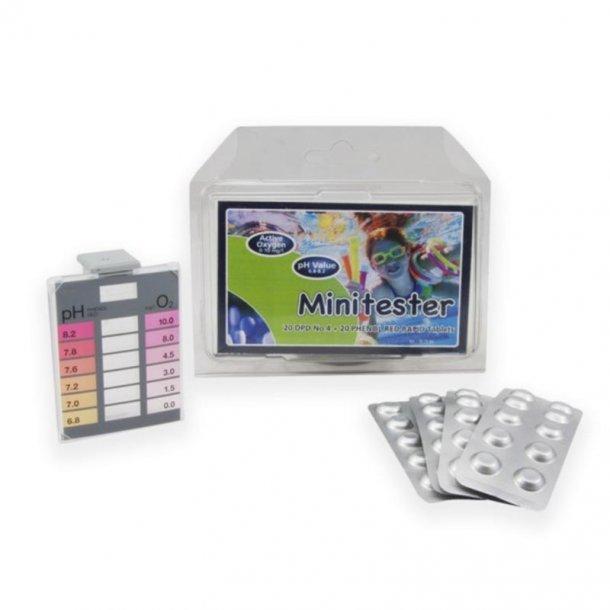 Lovibond o2/pH minitester