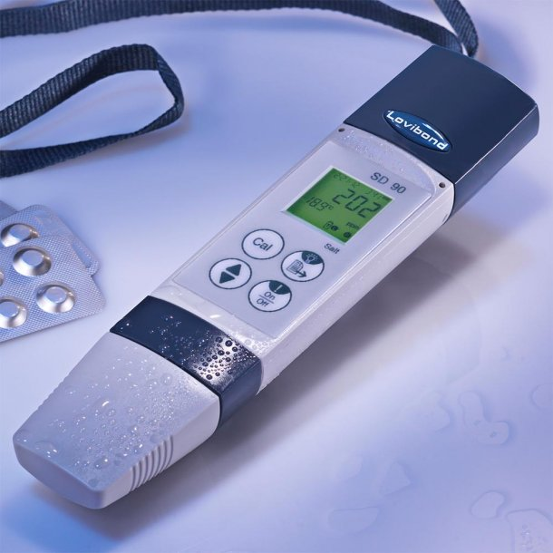 Lovibond SD 90 digital salt-meter