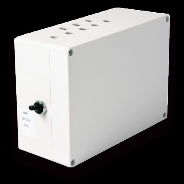 Poolkontrol til filter og opvarmning