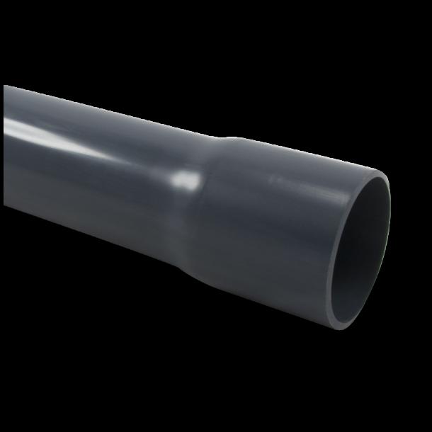 PVC rør til poolinstallation, 5 m