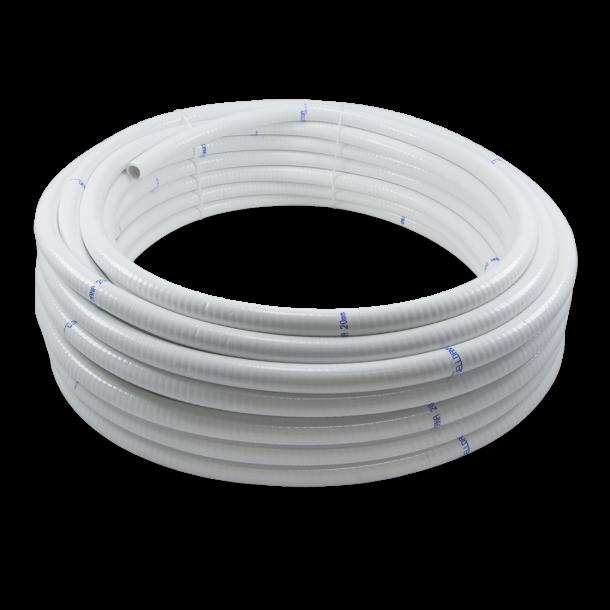 PVC superflex slange, rulle med 25 m