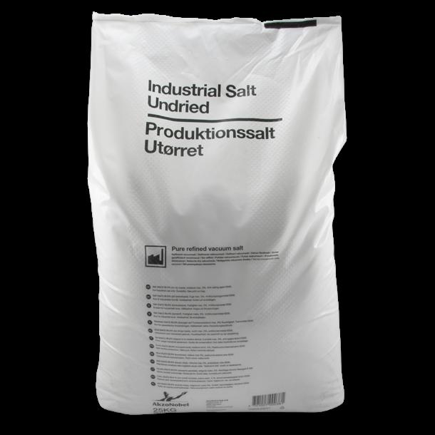 Raffineret salt til poolvand, 25 kg