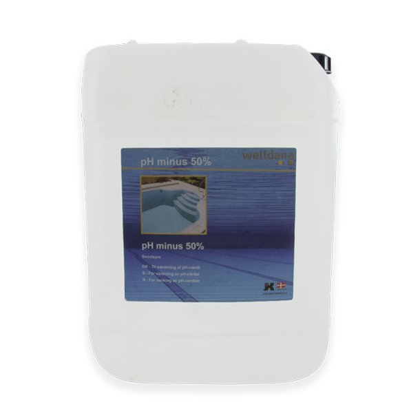 Welldana pH Minus Liquide 6 kg