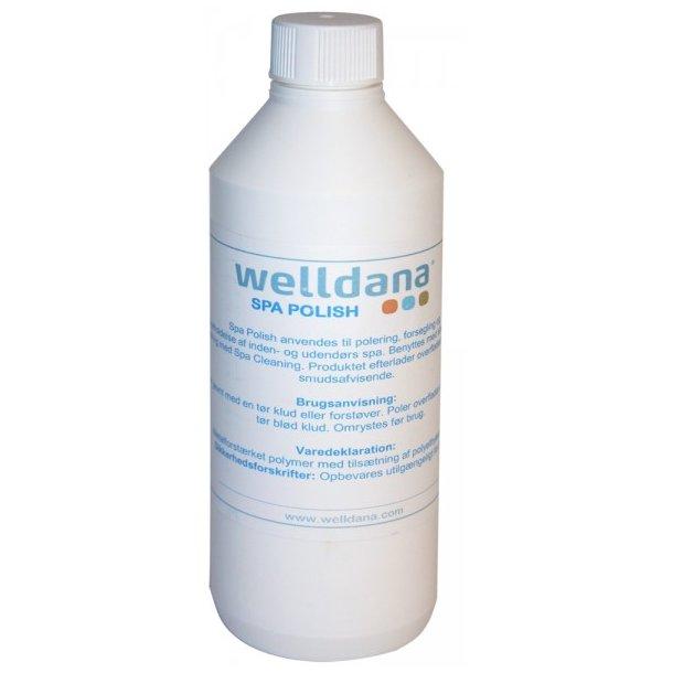 Welldana Spapolish 0,5 L Polermiddel